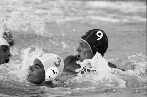 068 Waterpolo EM 1991 Athens