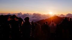Sunrise at Haleakalā (seekjim20) Tags: fujix100s haleakalā hawaii maui mountain sunrise kula unitedstates us