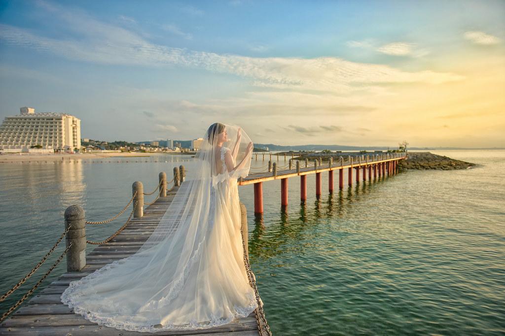 沖繩婚紗 喜來登飯店