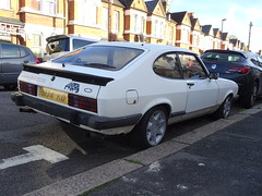 1984 Ford Capri 2.8 Injection (Neil's classics) Tags: vehicle 1984 ford capri 28 injection car