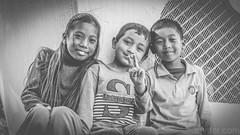 Untitled (#Weybridge Photographer) Tags: canon slr dslr eos 5d mk ii nepal kathmandu asia mkii girl boy boys child children monochrome