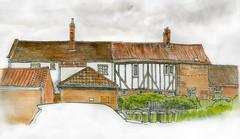 Manor Farm, Front Street, Acomb, York