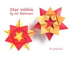 P71113-152257m (polelena24) Tags: origami star christmas