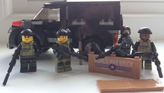 Mercinaries (Robbie .L) Tags: military mercinaries lego army soldiers mercinary brickarms