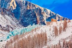 L'hôtel du Glacier d'Argentière (patrickburtin) Tags:
