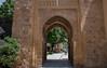 Granada_8352 (lucbarre) Tags: alhambra granada grenade spain spanish espagne andalousie bain maures maure bains palais lunmiére rayon rayons soleil sun ville city porte gate mauresque