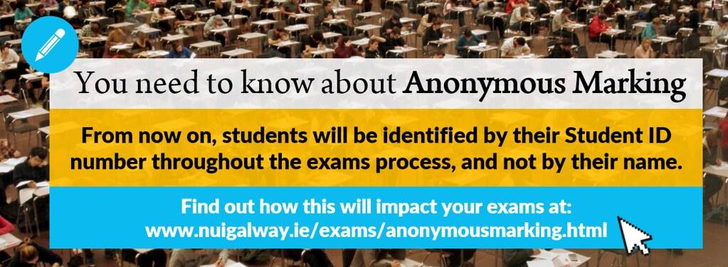 Anonymous Marking for Blackboard