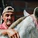 Cowboy Portrait with Horse, Carolina Del Principe Colombia