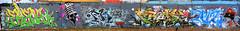 Hommage à Fredy K.  ATK (HBA_JIJO) Tags: streetart urban vitry vitrysurseine art france brok hbajijo wall mur painting letters takt aerosol peinture lettrage music lettres lettring writer paris94 spray panorama lopsix bombing urbain musique hiphop rap rip tribute atk fredyk kens