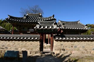 Yangdong Folk Village 良洞村