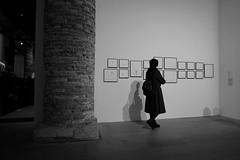DSC02406 (valentinalazza) Tags: bn bw italy italia venice venezia contemporary contemporaryart art exhibition vivaarteviva labiennale biennale biennaledivenezia watching