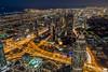 AT THE TOP - BURJ KHALIFA - DUBAI (Mario Barbieri Photography) Tags: atthetop burikhalifa dubai mauritius emiratiarabiuniti