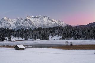 blaue Stunde am Geroldsee (explored)
