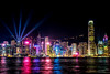 Hong Kong Light Show (davecurry8) Tags: hongkong lightshow china victoriaharbor skyline island kowloon