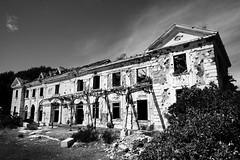 Kupari, Croatia (nicnac1000) Tags: croatia hrvatska dubrovnik grandhotel ruins derelict ruined abandoned military yugoslavia kupari balkans