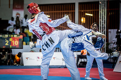 World Taekwondo Grand Prix Final, Abidjan 2017