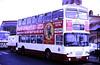Slide 110-93 (Steve Guess) Tags: portsmouth hampshire hants england gb uk bus city transport corporation cpt leyland atlantean bea trailer ferry sealink got295n