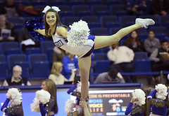 CCSUwomen-NB-120917_2091 (newspaper_guy Mike Orazzi) Tags: sports basketball hoops 70200mmf28gvr d500 nikon centralconnecticutstateuniversity yaleuniversity bluedevils bulldogs women collegesports sport cheer cheerleader cheerleaders
