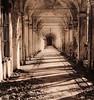 Monastery (Antonio's darkroom) Tags: agfa isoletteiii trix kodak pyrocathd ektalure lith moersch se5 nh4cl selenium grain e