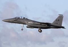 F-15E 98-0133 LN CLOFTING 3D9A5016 FL (Chris Lofting) Tags: f15 f15e 980133 ln lakenheath usaf 48fw eagle