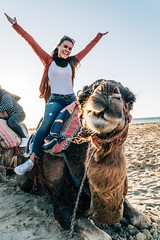 VitaVuk (bearepresa) Tags: morocco travel travelgirl photography bearepresa traveller marruecos desierto camel ride