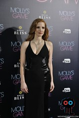 "Premiere de 'Molly's game' • <a style=""font-size:0.8em;"" href=""http://www.flickr.com/photos/141002815@N04/23975974327/"" target=""_blank"">View on Flickr</a>"