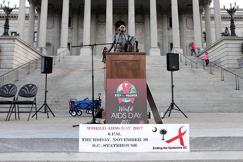 WAD 2017: USA - Columbia, SC