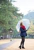 DSCF7204 (Robin Huang 35) Tags: 陳郁晴 羽晴 min 日本 山陰 出雲 出雲大社 神社 和服 遊拍 人像 portrait lady girl fujifilm xt2