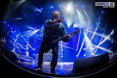Five Finger Death Punch @ Wizink Center, Madrid