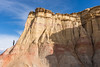 Tsagaan Suvarga, Mongolia - White Stupa (GlobeTrotter 2000) Tags: travel ulziit mongolia canyon white stupa gobi desert tsagaan survaga asia