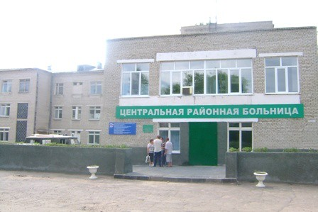 ВУльяновской области гость районной клиники порезал медика