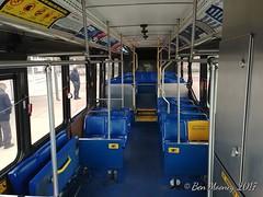 863 Training Bus (transit addict 327) Tags: viametropolitantransit nabi northamericanbusindustries 40lfw sanantonio texas lg g6 phonecamera 2017 madlatransitcenter bus