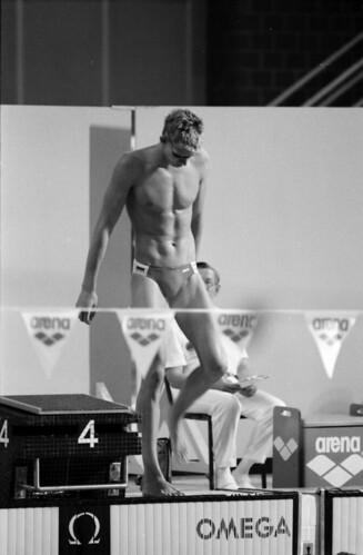 078 Swimming_EM_1987 Strasbourg