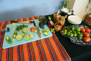The Little Mexican Cooking School, Puerto Morelos