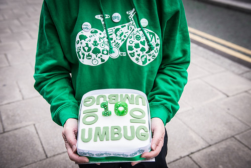 UMBUG 10 year anniversary breakfast