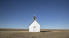 the Abbott Church (eDDie_TK) Tags: colorado co washingtoncountyco washingtoncounty abbottchurch coloradoseasternplains highplains churches chapel religion faith