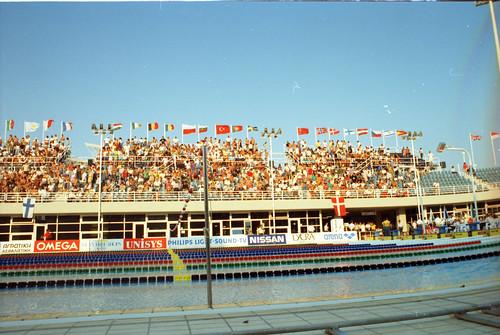 531 Swimming EM 1991 Athens
