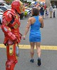As Strong As Steel (swong95765) Tags: suit ironman costume woman female muscles lady