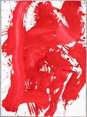 2000.09-2001.02[4] Paper red ink and metal plate oil painting Taipei Shenkeng Caodiwei studio 纸上朱墨与金属板上油画 台北深坑草地尾工作室-34 (8hai - painting) Tags: 2000092001024 paper red ink metal plate oil painting taipei shenkeng caodiwei studio 纸上朱墨与金属板上油画 台北深坑草地尾工作室 yang hui bahai