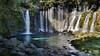Shiraito Falls (Rodney Topor) Tags: hdr japan landscape panorama waterfall mtfuji canonef50mmf14usm