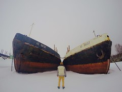 Petrozavodsk,Russia (Alexandr Tikki) Tags: art amazing awesome alexandrtikki air best ship russia travel tikki trip leveltravel creative earth explore fun great gopro goprohero4 hero holiday wow world winter