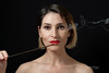 Mariam (michele franzese) Tags: mariam portrait retrato lady women eyes incense lumix lumixg gh5