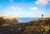 Crater of Rano Kau (RUY BARROS - PHOTOGRAPHY) Tags: chile easterisland rapanui southamerica canon photography landscape road wonderful wonderlust bestplaces trip travel lifestyle awesomeearth discovery nature paisagem mar grama oceano céu areia água rua terra