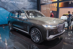 BMW X7 iPerformance Concept (ccmonty) Tags: 2017laautoshow bmw bmwx7concept conventioncenter dtla laautoshow laas losangeles losangelesconventioncenter autoshow automobile car cars downtownlosangeles vehicle california unitedstates