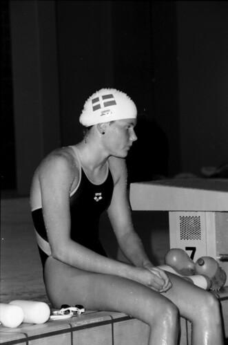 184 Swimming EM 1991 Athens