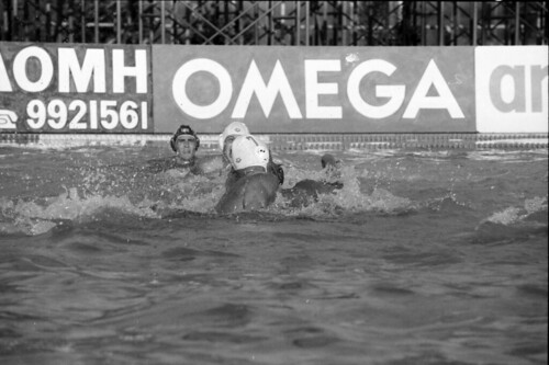 116 Waterpolo EM 1991 Athens