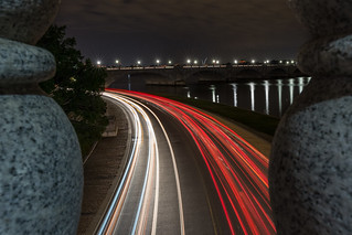 Light Trail - Ohio Dr.  DC
