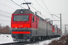 2ES6-658 (zauralec) Tags: rzd ржд локомотив курган поезд kurgan электровоз станция sinara синара 2es6 2эс6 station парк 2es6658 658 2эс6658