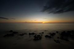 Caspersen Beach - Florida - 16-35mm F4L - Canon 5D Mark IV (abysal_guardian) Tags: caspersen beach florida 1635mm f4l canon 5d mark iv longexposure ocean sky sunset waves clouds dramatic dusk sea water eos 5dmarkiv 5dm4 5dmk4 5d4 ef1635mmf4lisusm ef