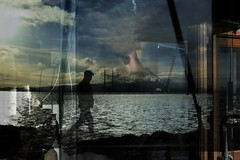 Double exposure for #20 by Larking About -